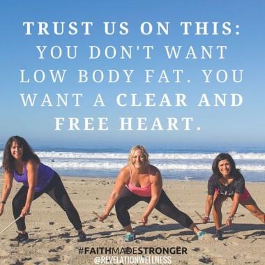 Faith And Fitness – #workoutwednesday