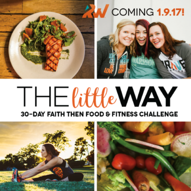 30-Day Faith Based Fitness Challenge