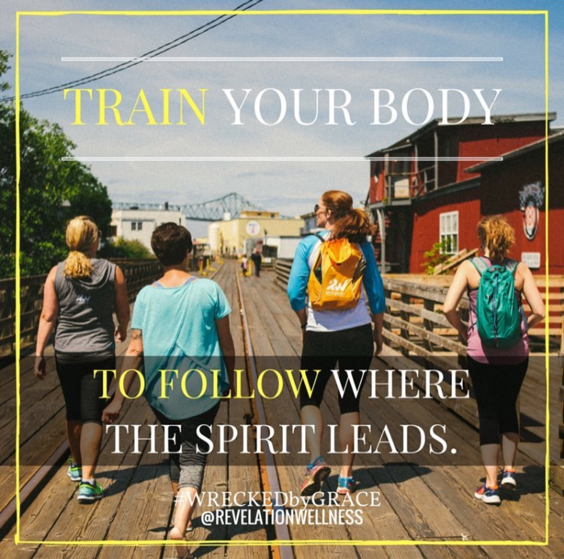 faith and fitness challenge