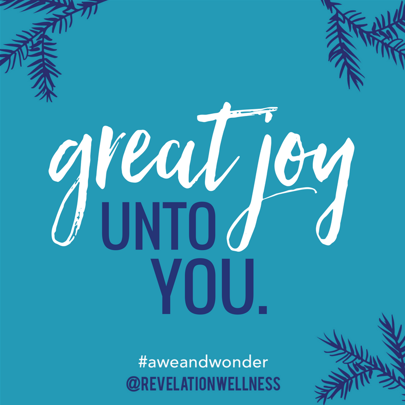 Advent Awe & Wonder And Giveaway {Day 4}!