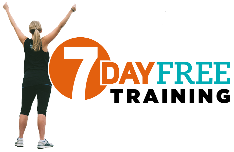 7 days free training image