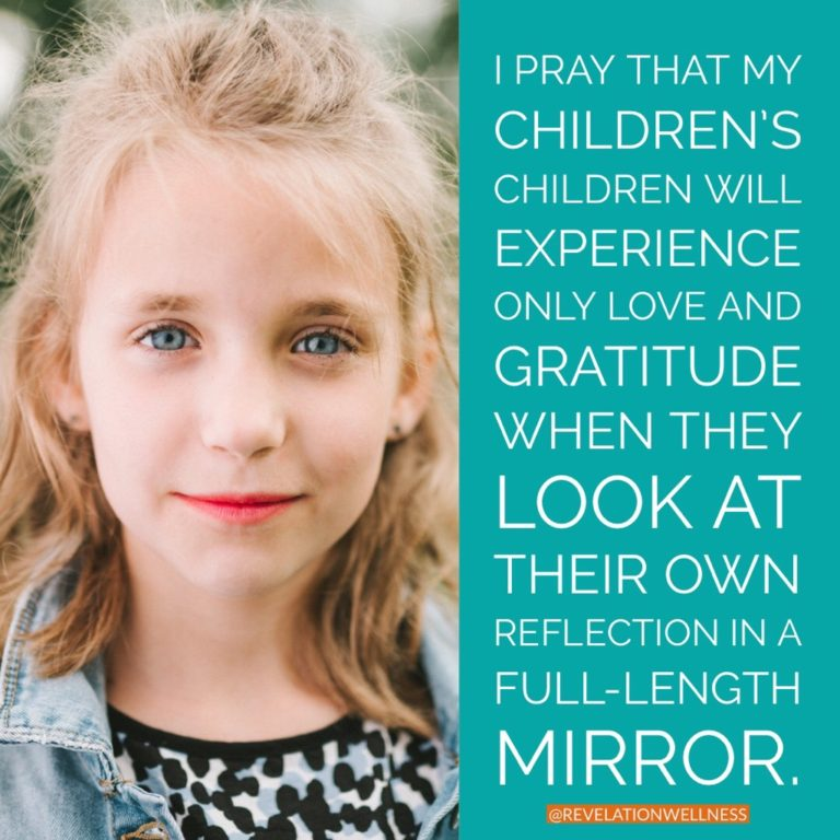 What do your children see and hear?